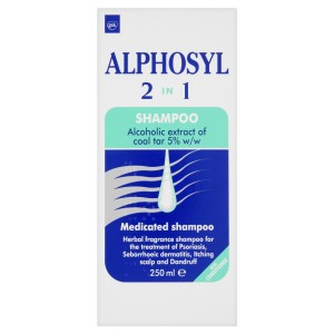 Alphosyl 2-in-1 Medicated Shampoo is on sale now