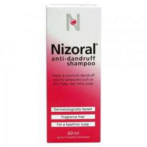 Nizoral Anti Dandruff Shampoo bottle