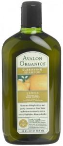 Avalon Organics Clarifying Lemon Shampoo