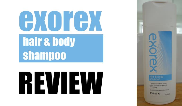 exorex hair and body shampoo review
