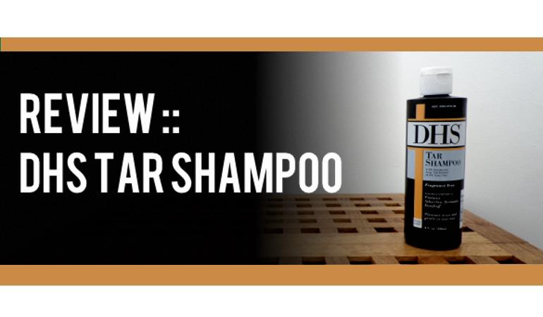 dhs coal tar dandruff shampoo