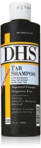 DHS ohne Duft Teer Shampoo