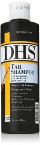 DHS Fragrance Free Tar Shampoo