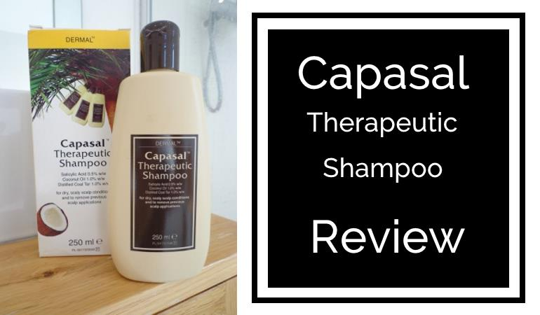 capasal therapeutic anti dandruff shampoo review