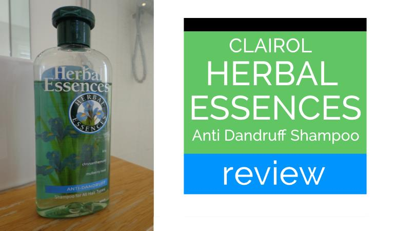 clairol herbal essences anti dandruff shampoo