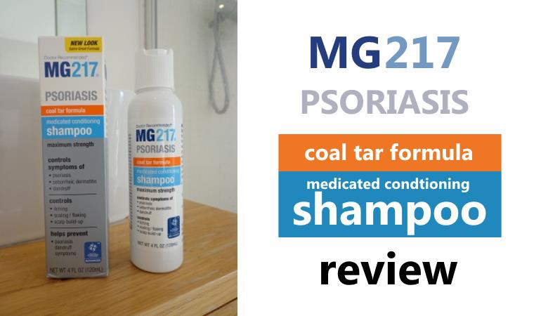 mg217 coal tar psorasis medicated anti dandruff shampoo