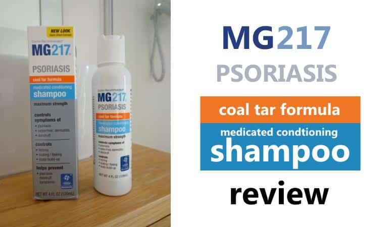 mg217 coal tar psorasis medicated anti dandruff shampoo