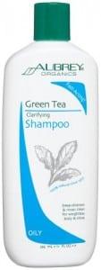 Aubrey Organics Green Tree shampoo chiarire