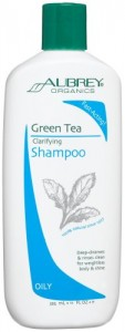 Arbre vert de Aubrey Organics Shampooing Clarifiant