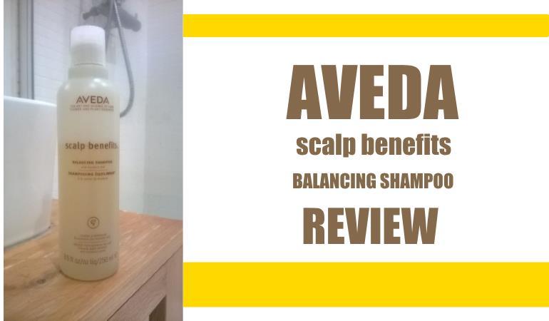 aveeda scalp benefits balancng shampoo
