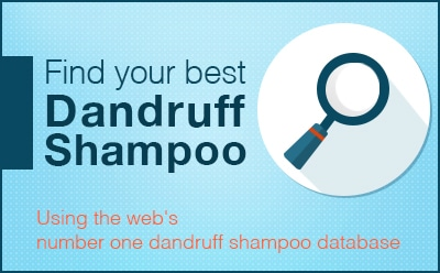 your best dandruff shampoo using the web's most comprehensive dandruff shampoo search