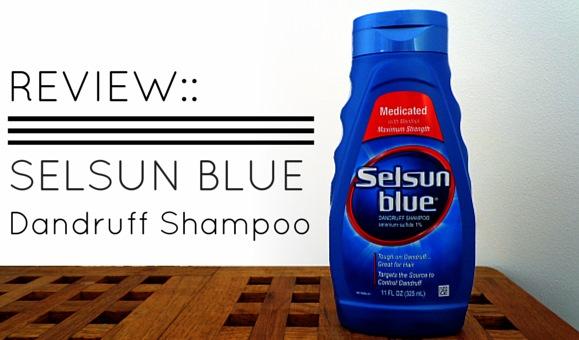 Selsun Blue Dandruff Shampoo Review