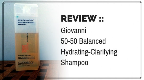 giovanni clarifying hydrating shampoo