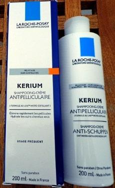 la roche posay kerium anti dandruff shampoo