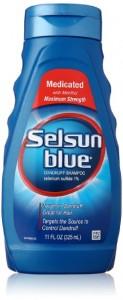 Selsun Blue Dandruff Shampoo