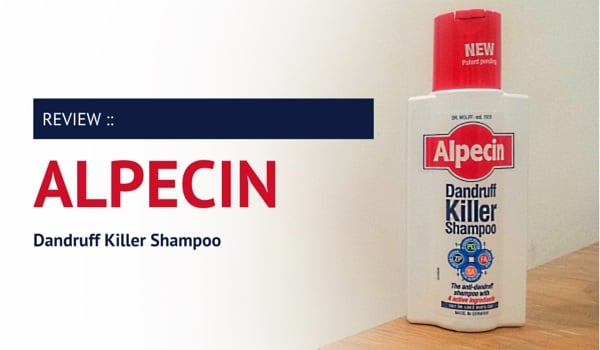 Alpecin Dandruff Killer Shampoo Review