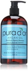 Pura Dor Argan Scalp Oil & tratamento da caspa
