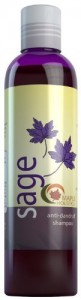 Holistics Maple Sage Shampooing lourd Pellicules