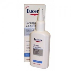 Eucerin Dermocapillaire Calmant Urée Scalp Treatment