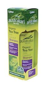 Australian Organic Tea Tree Anti-Dandruff Shampoo