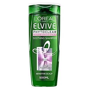 L'Oreal Elvive PhytoClear Anti-Dandruff Shampoo