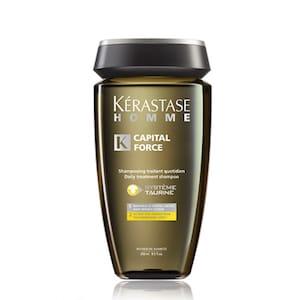 Shampoo Tratamento Diário Kerastase Homme Capital Force