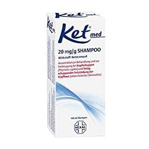 The Best Ketoconazole Shampoos for Treating Dandruff