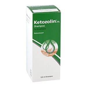 Ketozolin 2% Shampooing