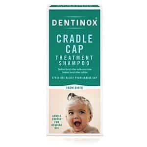 Dentinox Cradle Cap Baby Shampoo