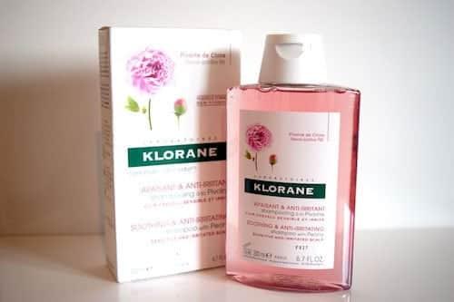 review klorane beruhigendes anti irritatives shampoo mit pfingstrose schuppen dekonstruiert. Black Bedroom Furniture Sets. Home Design Ideas