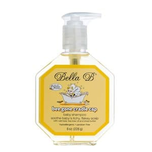 Bella B, Bee Gone Cradle Cap, Baby Shampoo