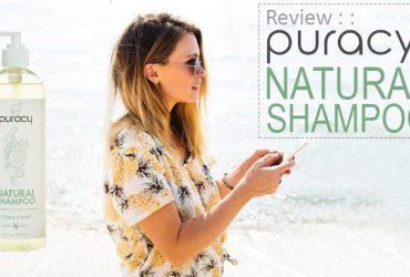 Puracy Natural Shampoo Review